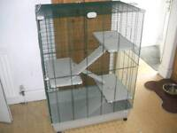 Rat/Chinchilla Cage