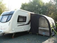 Kampa Rally Air Pro 260 Caravan Awning