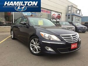 2012 Hyundai Genesis Sedan | TECH PKG | NAVI | ALLOYS | BACK UP
