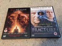 2 X Anthony Hopkins films £1