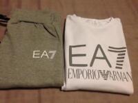 EA7 tracksuits