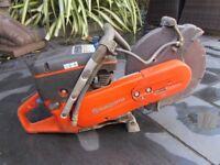 Husqvarna K760 cut off/disc cutter saw, year 2014