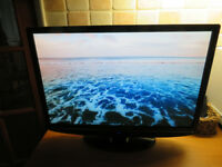 22 inch Hitachi TV