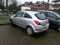 Vauxhall Corsa 1.2 petrol /07/spare/repair