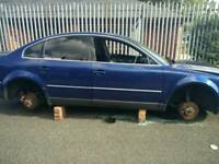 Car for spare parts or scrap