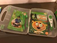 Leap Frog Tag Collection