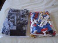 LEGO - various bags of mixed bricks