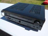 YAMAHA RX-V620RDS NATURAL SOUND AV RECEIVER