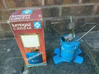 Portable Gas light and cooker