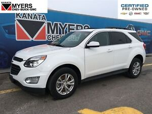 2016 Chevrolet Equinox ALL WHEEL DRIVE, FACTORY NAVIGATION, SUNR