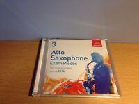ABRSM Grade 3 Alto Saxophone Exam Pieces 2014-2017 Syllabus (CD)
