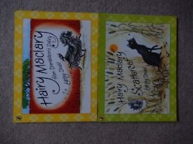 2 Hairy Maclary books
