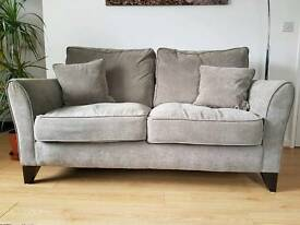 Mayfield Sofa in grey with cushions