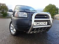 53 LAND ROVER FREELANDER KALAHARI TD4 2.0 DIESEL 4X4,MOT MAY 019,PART HISTORY,2 KEYS,LOVELY EXAMPLE