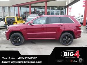 2015 Jeep Grand Cherokee High Altitude, LOADED, BLOWOUT!!!