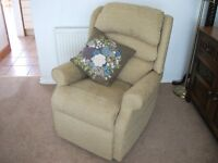 HSL CHAIR AND SETTEE