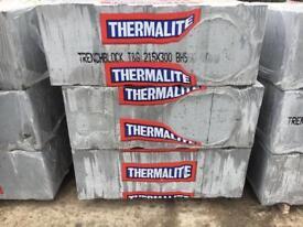 🏠 •New Packs• Thermalite Trench Block