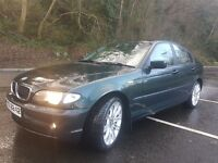 BMW 318 ise 2002 petrol full year MOT