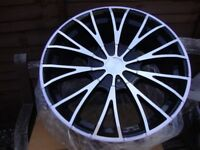 brand new 18 inch alloys