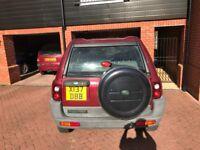 Land Rover free lancer