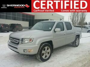 2009 Honda Ridgeline EX-L w/SR 4X4| 3M| HEATED LEATHER| FOG| SUN