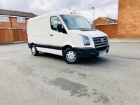 volkswagen crafter cr30tdi 2.5tdi 88bhp full history service from new and 6 months warranty