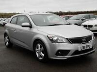 2011 kia pro ceed 1.6 diesel motd feb 2019, low miles only £20 a year tax excellent example