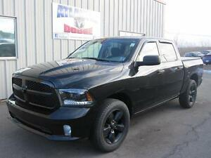 2015 Ram 1500 ST Blacktop Edition