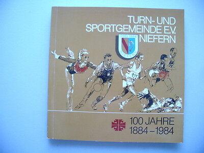 Turn- Sportgemeinden e.V. Niefern 100 Jahre 1884-1984