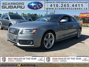 2011 Audi S5 4.2 Premium (Tiptronic), NO ACCIDENT !!!