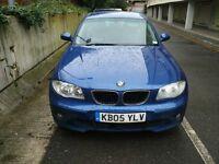 BMW 1 SERIES 118D 5DRS