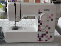 Brother LS17 sewing machine