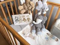 Mamas & Papas once upon a time... boy cot bedding