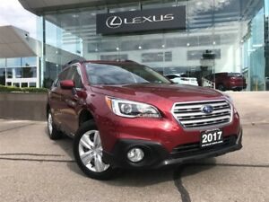 2017 Subaru Outback 2.5i Backup CAM Blutooth
