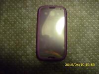 Handy Hülle für Samsung Galaxy S3 lila Sachsen - Schkeuditz Vorschau