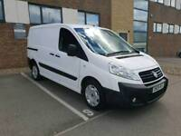 2009 FIAT SCUDO VAN, 1.6 DIESEL, IN EXCELLENT CONDITION FOR YEAR, TWIN SIDE LOADING DOORS