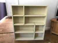 Beech DVD Storage Unit