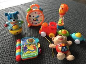 V tech baby toys