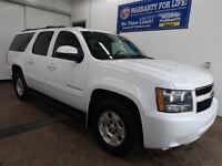 2014 Chevrolet Suburban LT 4X4 LEATHER SUNROOF 8 PASS