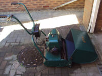 Atco 20 cylinder mower - Atco twenty lawnmower