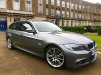 2009 BMW 320d M SPORT TOURING MINT CONDITION LOW MILEAGE