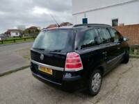 Vauxhall zafira, diesel, automatic, damaged, used for sale  Sheerness, Kent