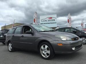 2004 Ford Focus ZTW **Low Mileage/Leather/Sunroof**