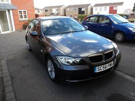 2007 (56) BMW 3 Series 320d SE 4dr. Full service history. Leather Seats. Mot'ed to December 2017