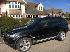 BMW X5 Sport, diesel, 12 months MOT with history...Good condition