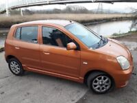 WANT A SMALL CAR WELL CHECKOUT THIS 1...KIA 5 DOOR 1.0 ENGINE..ALLOYS..ELECTRIC WINDOWS..REMOTE LOCK