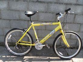 mens bike raleigh 26''hybrid