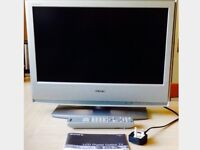 Sony Bravia LCD TV with Freeview (£40) (I can Deliver)