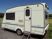 Swift Lifestyle 400 caravan