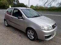 2003 FIAT PUNTO 1.2 IDEAL FIRST CAR CHEAP ON FUEL TAX AND INSURANCE MOT UNTIL FEB 2018